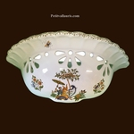 APPLIQUE CANNELEE AJOUREE DECOR TRADITION VIEUX MOUSTIERS