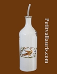 OILCAN BOTTLE OLD MOUSTIERS TRADITION DECOR