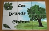 FRESQUE MURALE SUR CARRELAGE FAIENCE