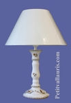 LAMPE MODELE CHANDELIER DECOR TRADITION VIEUX MOUSTIERS