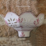 APPLY FACET OLD MOUSTIERS PINK DECORATION