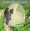 COVER SPONGE GRAPE DECORATION