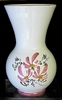 VASE NADINE SIZE 1 MODEL PINK FLOWERS DECORATION