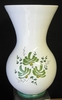 VASE NADINE SIZE 1 MODEL GREEN FLOWERS DECORATION