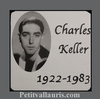 FUNERARY PLAQUE TO FIX WITH CUSTOMIZED TEXT AND PHOTO B&W