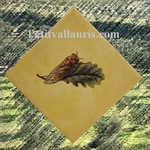 CICADA DECORATING ON YELLOW TILE DIAGONAL RIGHT MODEL
