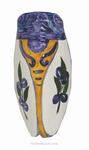 CICADA SIZE 3 PROVENCE DECORATING BLUES OLIVES