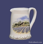 LITTLE CERAMIC MILK POT PROVENCE TRADITION DECORATION