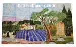 FRESCO TILES CERAMIC HAND MADE BASTIDE AND ORATORY DECOR